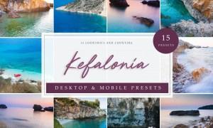 LR Presets | Kefalonia 3677411