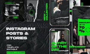 Project - Instagram Post and Stories 5WW6266