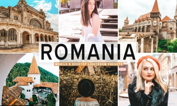 Romania Mobile & Desktop Lightroom Presets