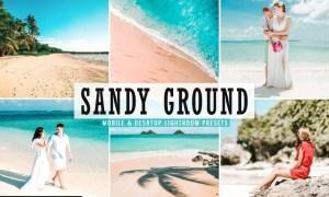 Sandy Ground Mobile & Desktop Lightroom Presets