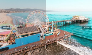 Santa Monica Pro Lightroom Presets 5333867