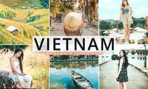 Vietnam Mobile & Desktop Lightroom Presets