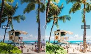 Waikiki Mobile & Desktop Lightroom Presets