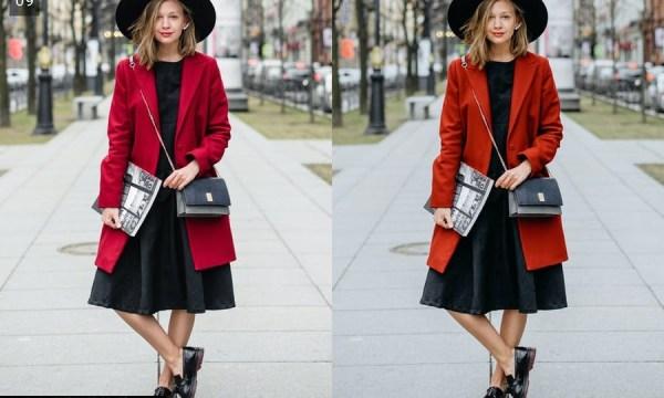 10 Fashion Film Lightroom Presets + Mobile