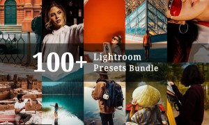100+ Lightroom Presets Bundle 5363529