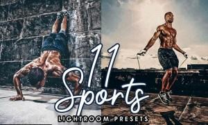 11 Sports Lightroom Presets