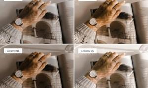 4 Lightroom Presets CREAMY 4887558