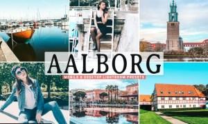Aalborg Mobile & Desktop Lightroom Presets