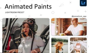 Animated Paints - Lightroom Presets 5227444