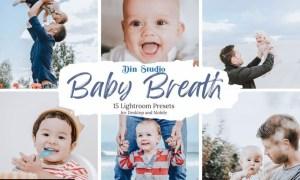 Baby Breath Lightroom Presets