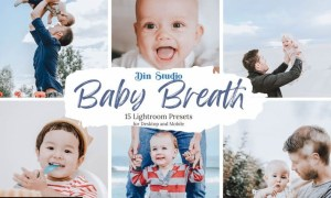 Baby Breath Lightroom Presets