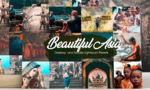 Beautiful Asia Lightroom Presets 6002752