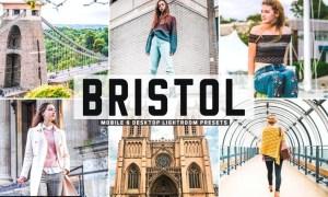 Bristol Mobile & Desktop Lightroom Presets