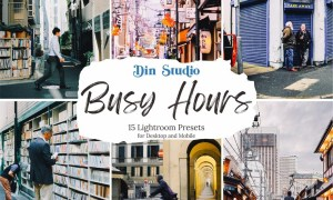 Busy Hours Lightroom Presets 5481910