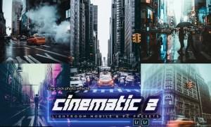 Cinematic II Lightroom Presets
