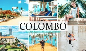 Colombo Mobile & Desktop Lightroom Presets
