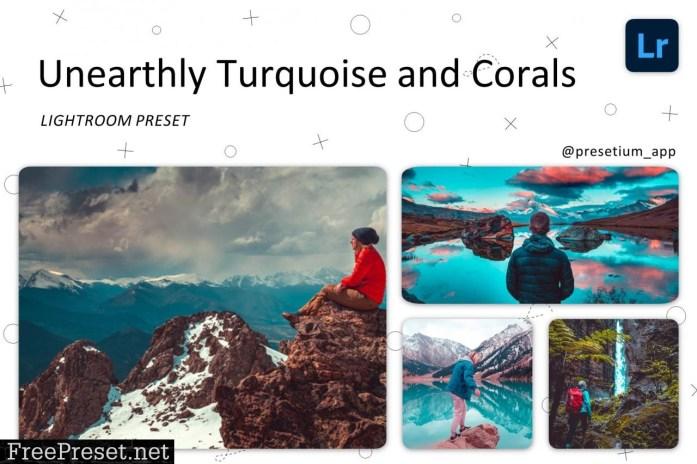 Corals - Lightroom Presets 5227510