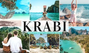 Krabi Mobile & Desktop Lightroom Presets