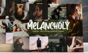 Melancholy Lightroom Presets 6205357