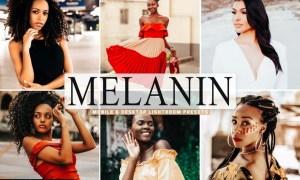 Melanin Mobile & Desktop Lightroom Presets