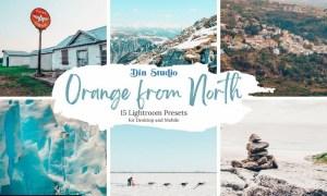 Orange From North Lightroom Presets