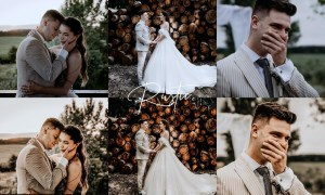 Rustic Wedding Lightroom Preset Pack 5492135