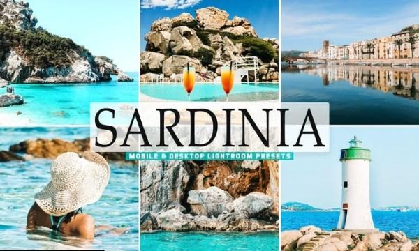 Sardinia Mobile & Desktop Lightroom Presets