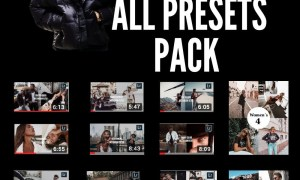 Steven Wommack - All Presets Pack + Youtube