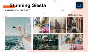 Stunning Siesta - Lightroom Presets 5238798