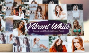 Vibrant White Lightroom Presets 6099120