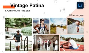 Vintage Patina - Lightroom Presets 5239707