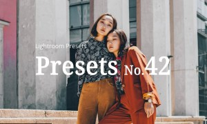 10 Fashion Model Lightroom Presets 5351308