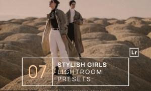 7 Stylish Girls Lightroom Presets + Mobile
