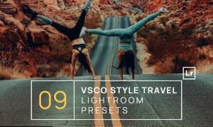 9 VSCO Style Travel Lighroom Presets + Mobile