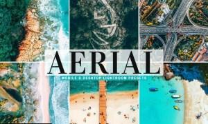 Aerial Mobile & Desktop Lightroom Presets