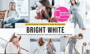Bright White Lightroom Presets