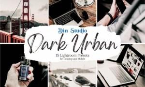 Dark Urban Lightoom Presets 5555352