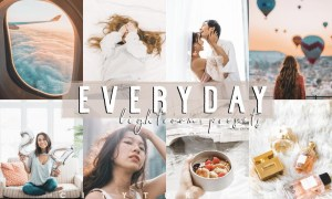 EVERYDAY Bright Lifestyle Presets 5347952