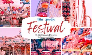 Festival Lightroom Presets 5555354
