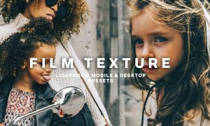 FILM TEXTURE PRESETS 5563305