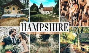Hampshire Mobile & Desktop Lightroom Presets