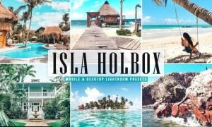 Isla Holbox Mobile & Desktop Lightroom Presets