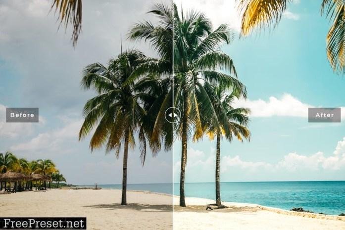 Key West Mobile & Desktop Lightroom Presets