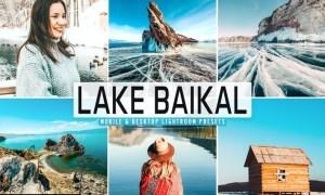 Lake Baikal Mobile & Desktop Lightroom Presets