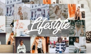 Lifestyle Lightroom Presets 6509579
