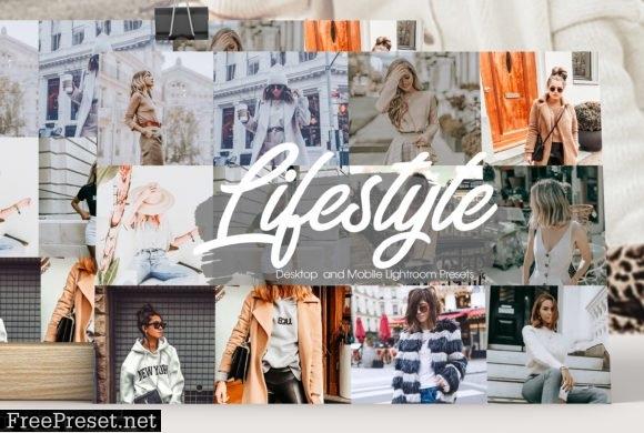 Lifestyle Lightroom Presets 6509579