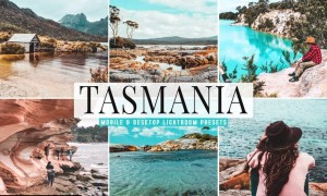 Tasmania Mobile & Desktop Lightroom Presets