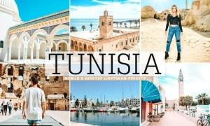 Tunisia Mobile & Desktop Lightroom Presets