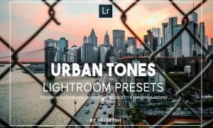 Urban tones Lightroom-Presets