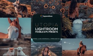 Utopia Lightroom Preset